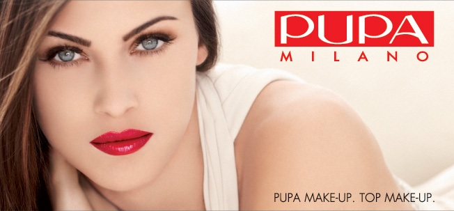 Pupa make-up workshop